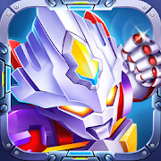 Superheroes Robot: City Wars - RPG Offline Game