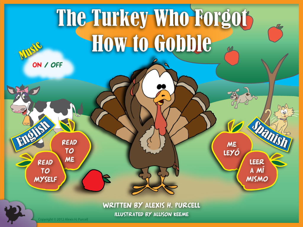 The Turkey Forgot How Gobble- screenshot