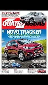 Revista Quatro Rodas screenshot 0