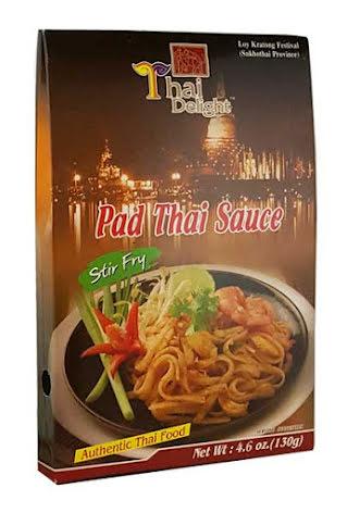 Pad Thai Stir-Fry Sauce 130 g Thai Delight