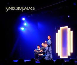 Photo: Iba en serio Benidorm Palace 18 octubre 2015