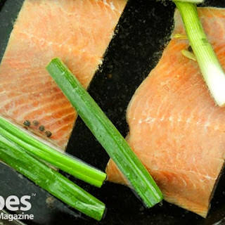 Poached Salmon Without Wine Recipes.