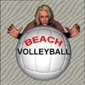 Beach Volleyball Lite icon
