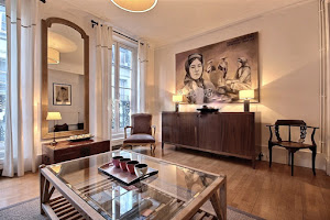 2 bedroom Place Des Vosges with my family