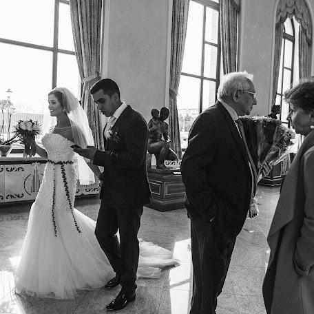 Fotógrafo de bodas Magomed Gadzhiev (Sa1D1k). Foto del 07.11.2016
