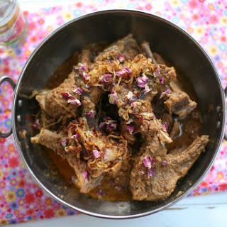 Saffron Lamb Curry Recipes