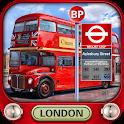 London City Bus Driving 3D icon