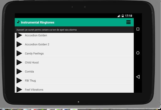 Instrumental Ringtones|玩個人化App免費|玩APPs