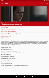 Sarajevo Film Festival – Official- screenshot thumbnail