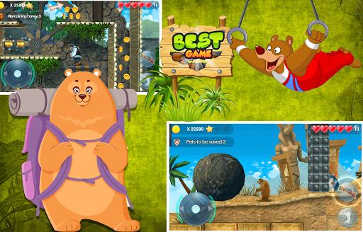 Télécharger gratuit Teddy Bear Life Adventures APK MOD 2