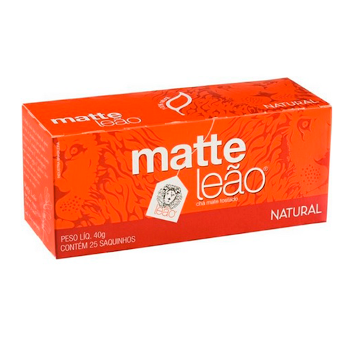 Matte Leao Tea Small