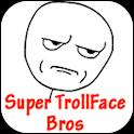 Super Trollface Bros icon