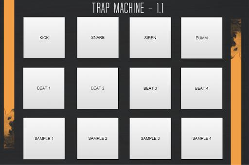 Trap Machine Drum Pad