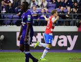 Vlietinck (Club Brugge) beleeft gedroomde comeback met goal in Anderlecht