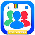 Followers+ for Instagram Prank icon