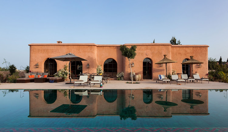 Boutique hotel Le Jardin des Douars offers a sensuous hamman experience in Morocco