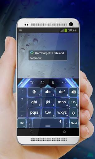 無料个人化Appのガラス柱 TouchPal テーマ|記事Game