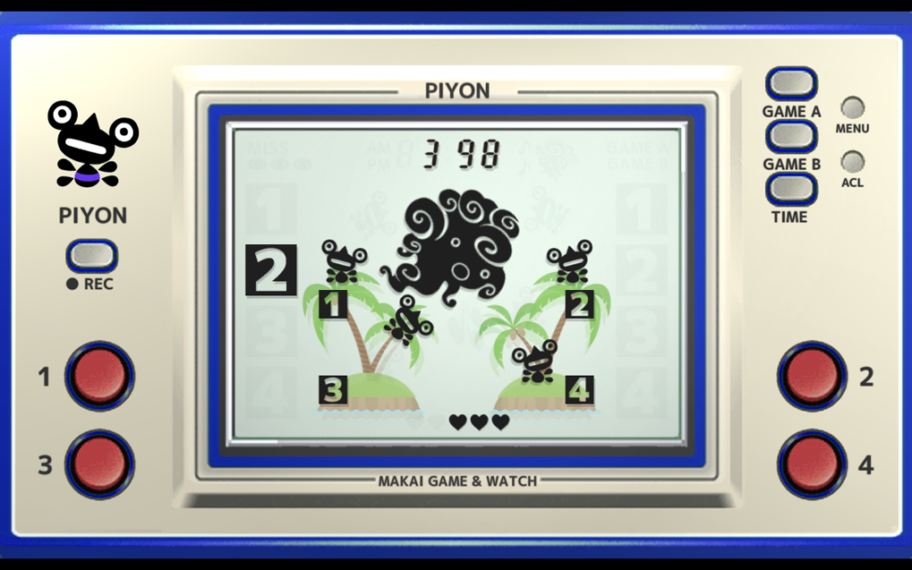 Makai Game & Watch- screenshot