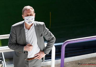 """Van Eetvelt stelt sportieve ambities van Anderlecht niet bij: """"Ik zie nog steeds geen enkele reden om te gaan twijfelen"""""""