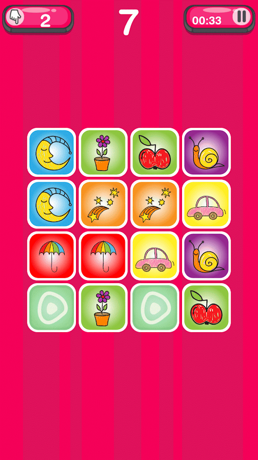 Matching Game for Kids- screenshot