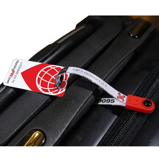 HomingPIN Baggage Safety Tags for Car Keys