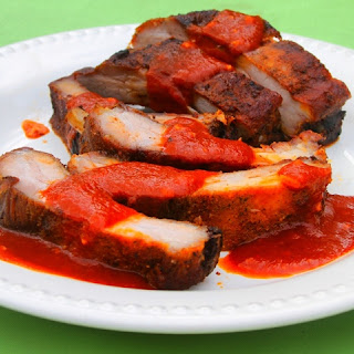 Dry Rubbed Barbecue Pork Ribs – Paleo Style.