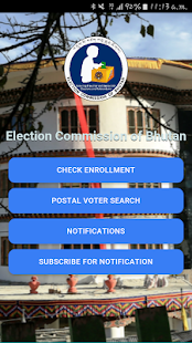 Electoral App- screenshot thumbnail
