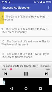 Success Audiobooks - náhled