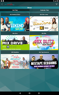 MIX fm- screenshot thumbnail