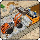 Bricks Road Construction & Builder
