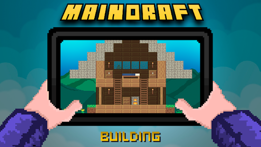 MainOraft | 2D-Survival Craft 1.5.1.0 androidappsheaven.com 2