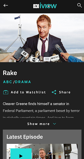 ABC iview 4.4.0 screenshots 4