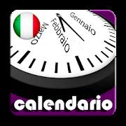 Calendario Con Giorni Festivi.2019 Calendario Con Giorni Festivi In Italia Apps En
