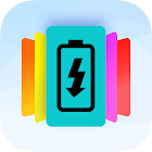 Stylish battery animation