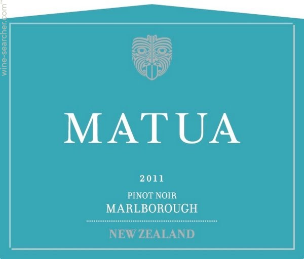 Logo for Matua Valley Pinot Noir