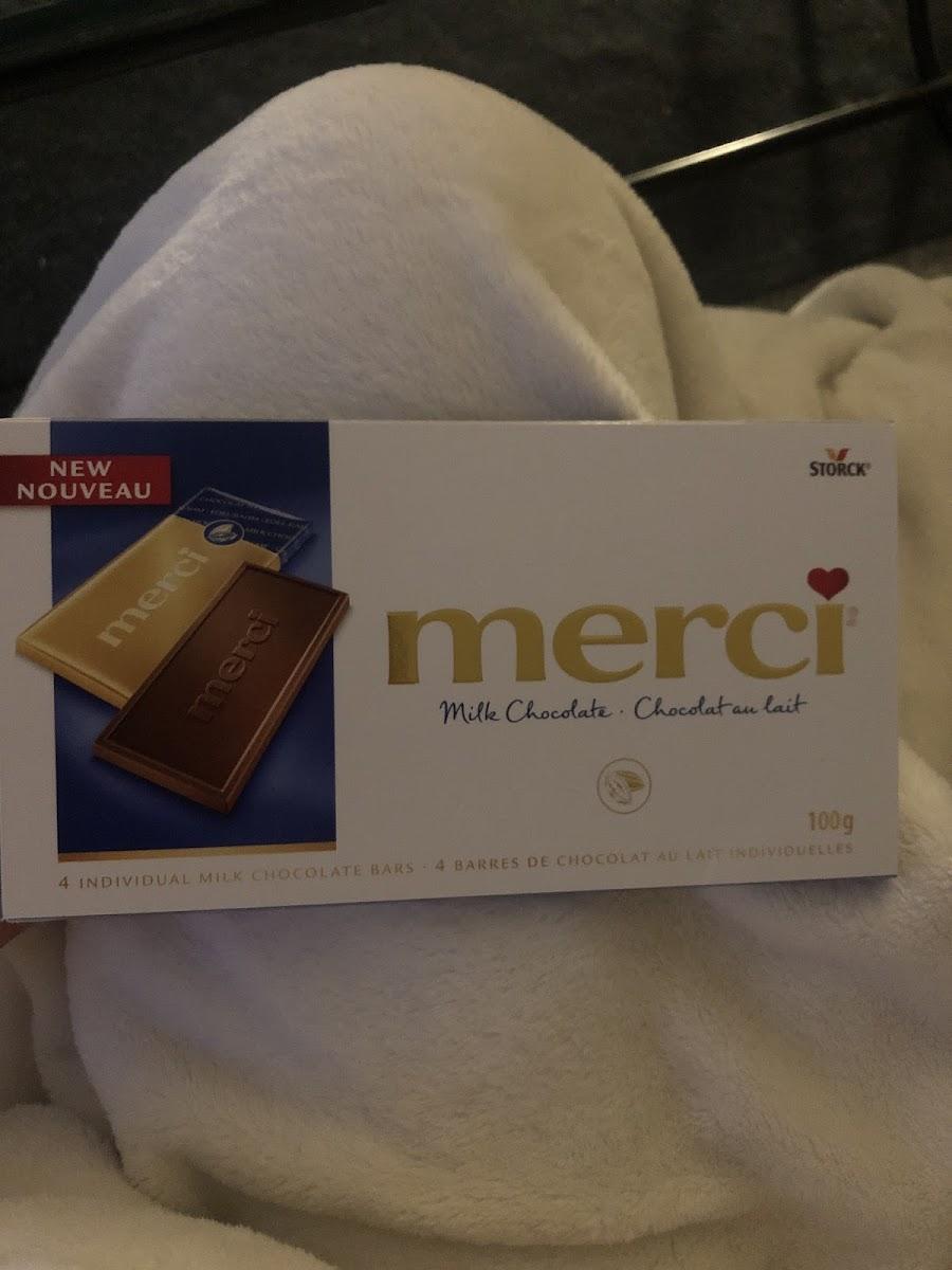 Merci - Milk Chocolate