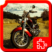 Motorcycles Puzzles