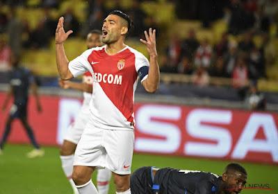 L'AS Monaco sauvé par un doublé de Falcao