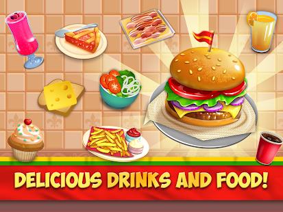 burger shop free game  full version