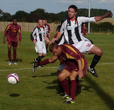 Photo: 22/08/09 v Selby Town (NCELP) 1-2 - contributed by Andy Gallon