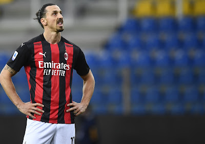 Geen operatie, maar ook geen EK voor Zlatan Ibrahimovic
