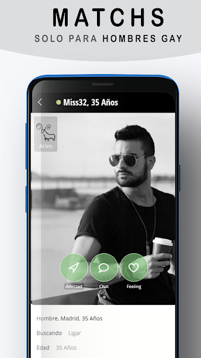 Adanel: chat gay para ligar y buscar citas gratis screenshot