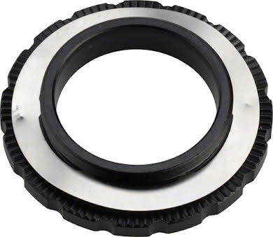 Shimano XT M8010 External Centerlock Disc Rotor Lockring for Thru-Axle Hubs alternate image 0