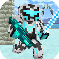 download cube wars battlefield survival mod apk