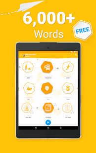 Learn Romanian Vocabulary - 6,000 Words- screenshot thumbnail