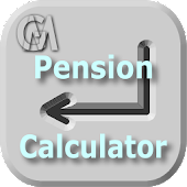 A simple pension calculator