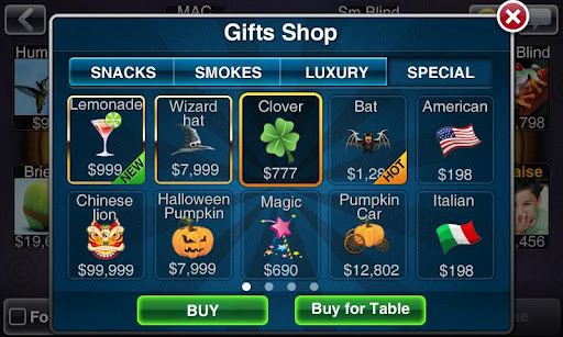 Texas HoldEm Poker Deluxe screenshot 4