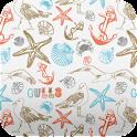 marine pattern wallpaper 233 icon