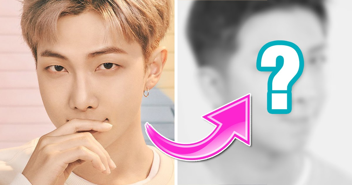 BTS's RM Has A New Hair Color, And It's Going Viral