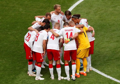 Deense ploeg last alle media-verplichtingen af en schakelt professionele hulp in